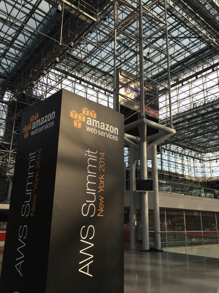 Mew York AWS Summit