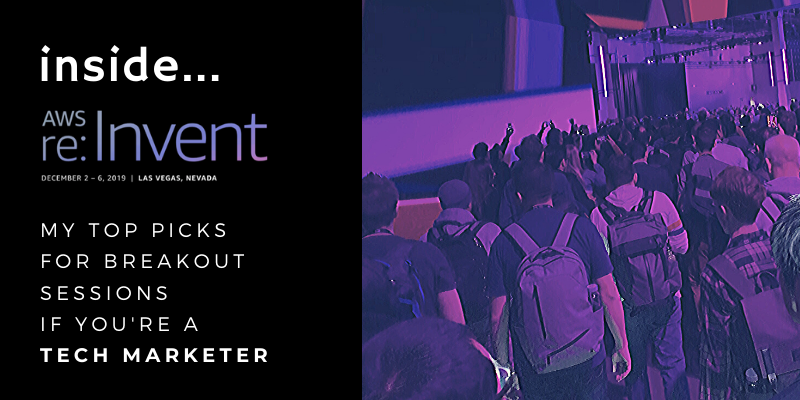 6 Breakout Sessions I Plan on Attending at re:Invent 2019